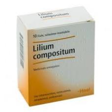 Lilium Comp 10f 2,2ml Heel