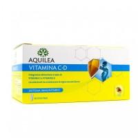 Aquilea Vitamina C+d 28bust St