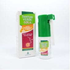 Tantum verde gola 15ml spray orale camomilla e miele