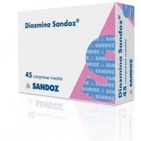 Diosmina Sandoz 45cpr Rivest
