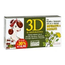 3d Il Depurativo 30cpr