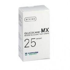 Glucocard Mx Blood Glucose25pz
