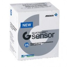 Glucocard G Sensor 25str