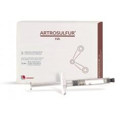 Artrosulfur Ha Sir 1,6% 2ml3pz