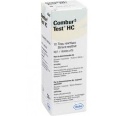 Combur 5 Test Hc 10str