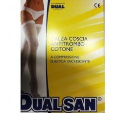Dualsan Calza A/tromb S/tass 1