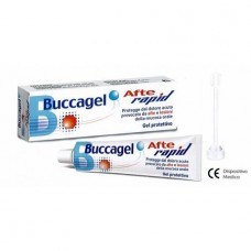 Buccagel Afte Rapid Gel 10ml