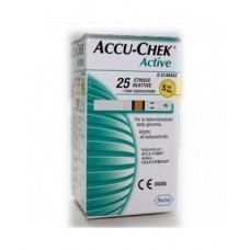 Accu-chek Active Strips 25pz