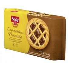 Schar Crostatina Nocciola 4pz