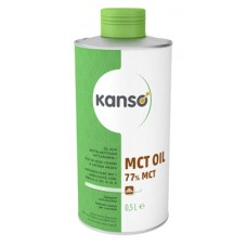Kanso Oil Mct 77% 500ml