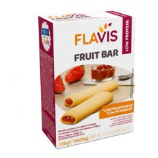 Mevalia Flavis Fruit Bar 125g