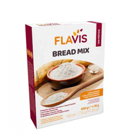 Mevalia Flavis Bread Mix 500g