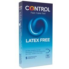 Control New Latex Free 5pz