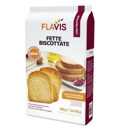 Flavis Fette Biscottate 300g