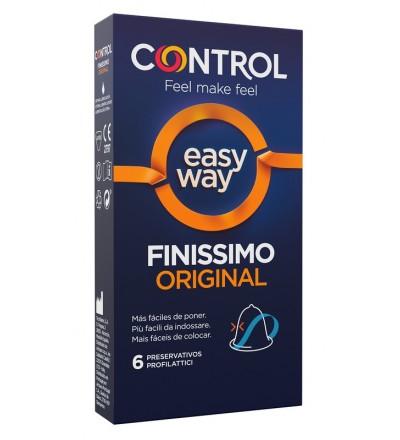 Control Finissimo Orig Ew 6pz
