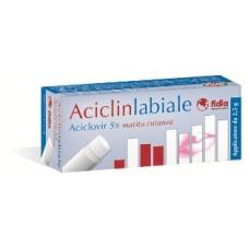Aciclinlabiale*matita 2,5g 5%