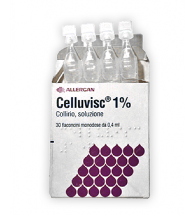 Celluvisc*coll 30f 0,4ml10mg/m