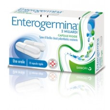 Enterogermina*12cps 2mld