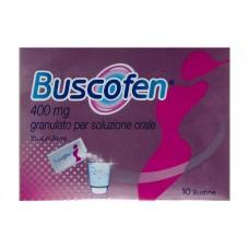 Buscofen*grat 10bust 400mg
