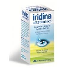 Iridina Antistamin*coll 10+8mg