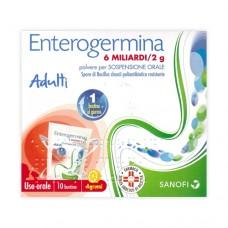 Enterogermina*os 10bs 6mld 2g