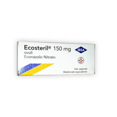 Ecosteril*6 Ovuli Vag 150mg