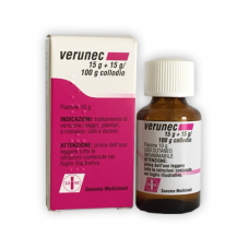 Verunec*fl 15g+15g/100g Collod