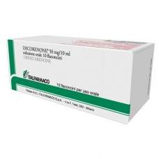 Decorenone 50*os 10fl 50mg