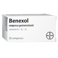 Benexol*20cpr Gastr Fl