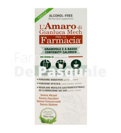 Amaro Di Gianluca Mech 500ml